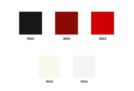 Les classiques - En rouge et noir