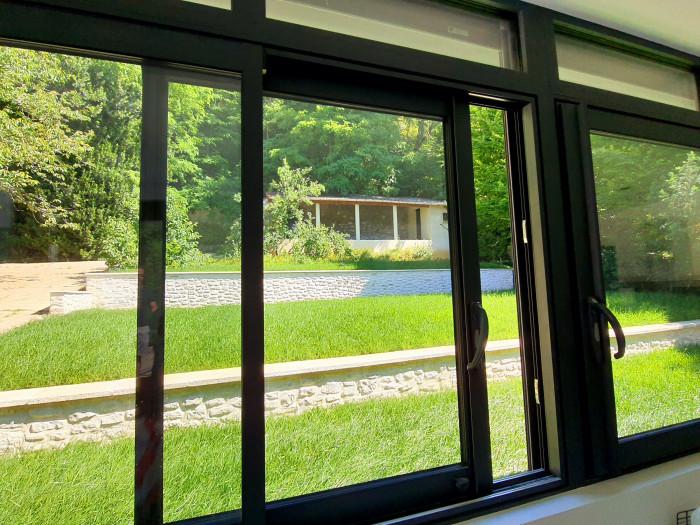 Coulissant-veranda