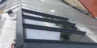 Verrière grise - 12m x 6m - 51m²